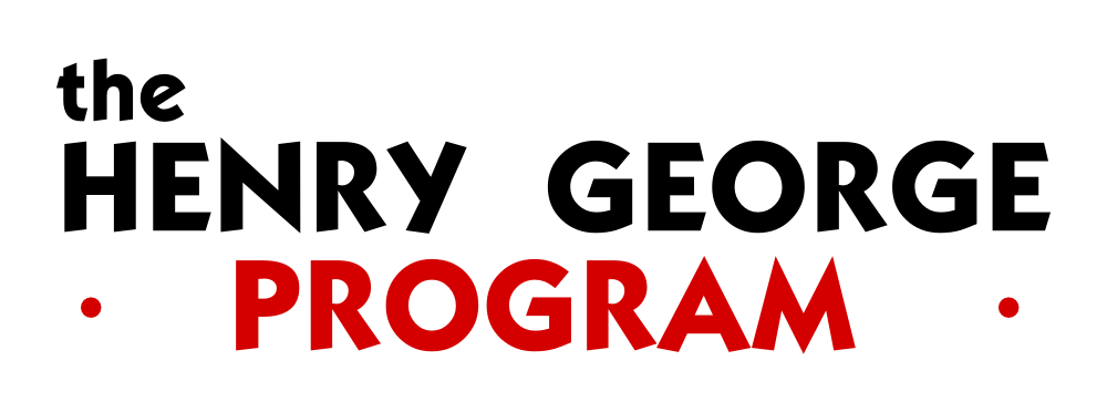 The Henry George Program